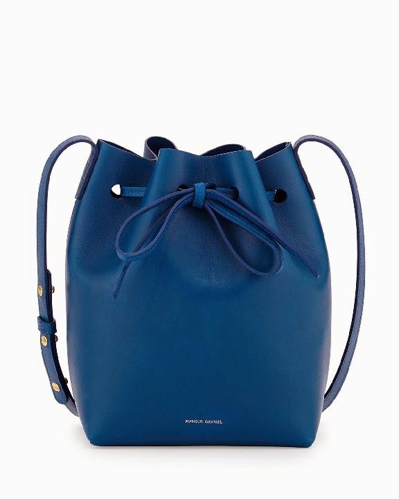Introducing: Mansur Gavriel's Bucket Bag