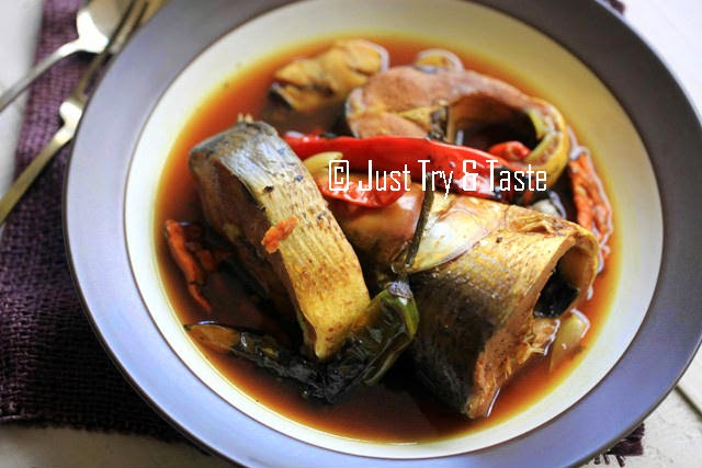 Ikan pindang masak kecap lupa dch nasinya berapa centong masak y super gampang y☺ selamat. Pindang Bandeng A La Ci Ling Ling Just Try Taste