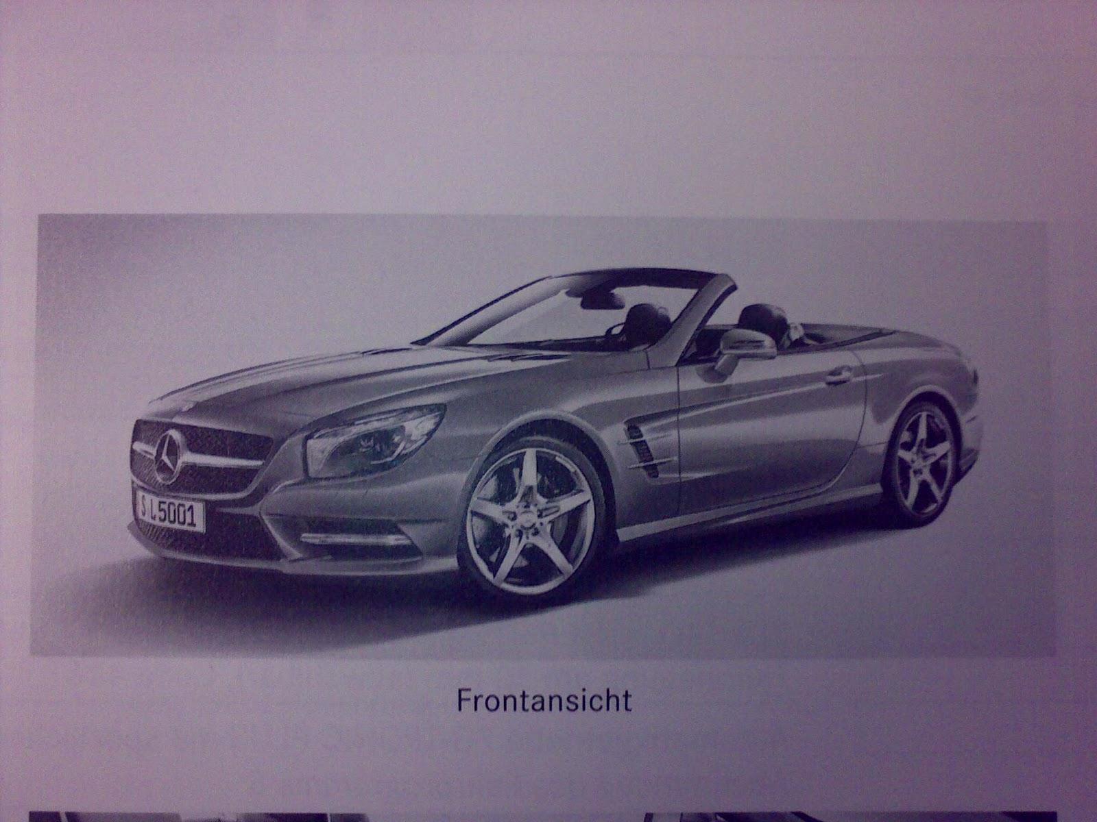 AVTOMOBILIZEM Poglej temo 2012 Mercedes Benz SL