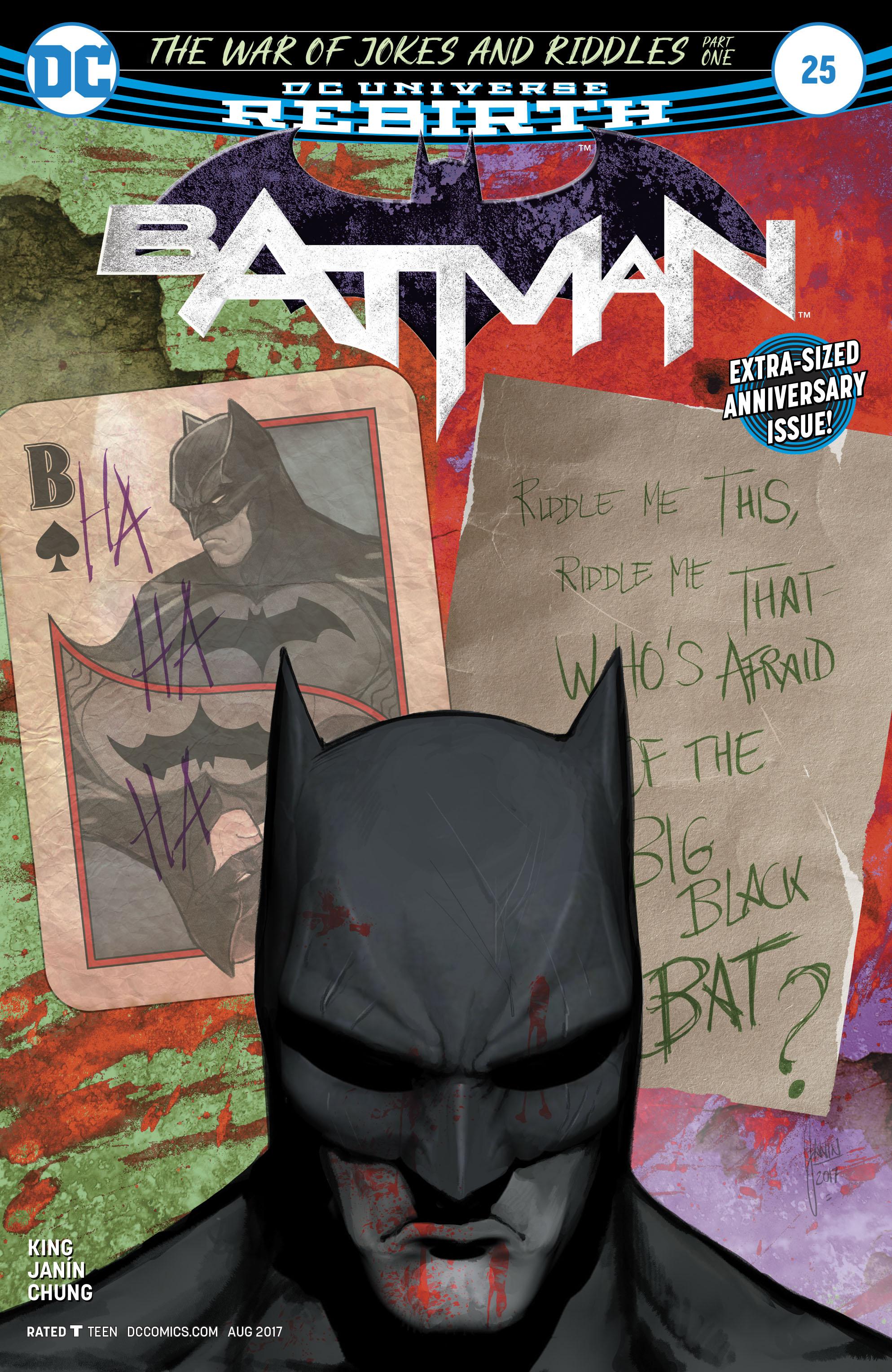 Batman (2016) 25 Page 1