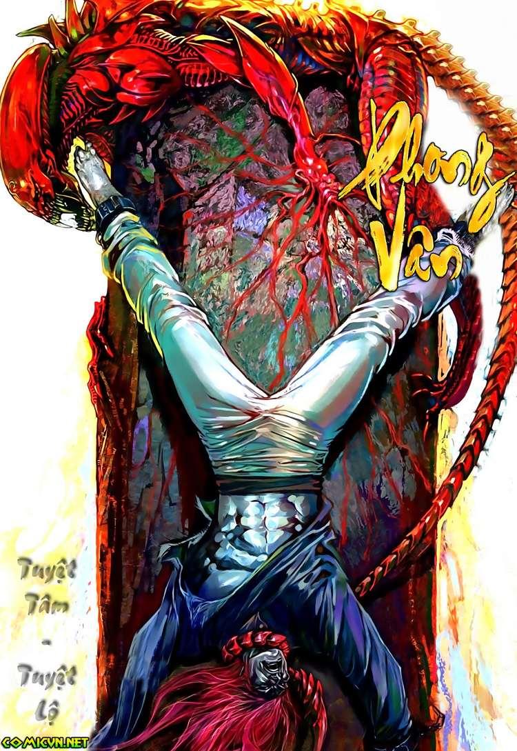 Phong Vân chap 633 Trang 1 - Mangak.info