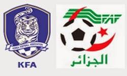 مشاهدة مباراة الجزائر و كوريا الجنوبية اليوم 22-6-2014 بث مباشر كأس العالم