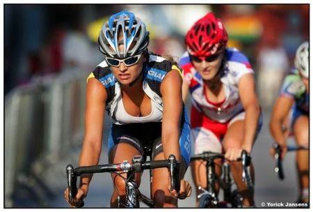 Gli effetti benefici del ciclismo