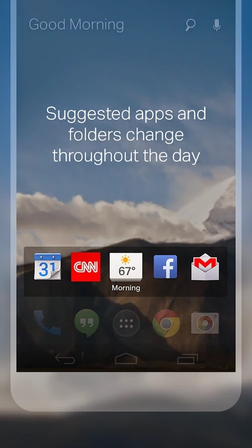 EverythingMe Launcher v2.0.3736