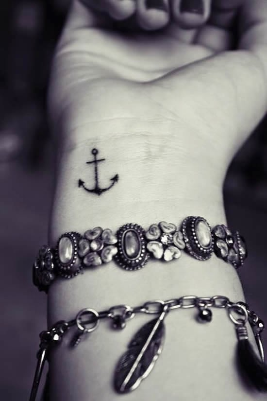 anchor tatto