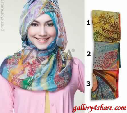 Look hijab