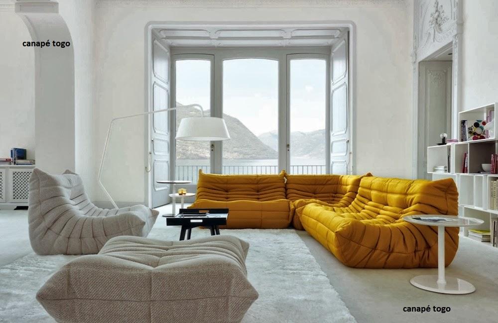 le choix appropri s accueil accessoires de paire avec canap modulaire canap togo. Black Bedroom Furniture Sets. Home Design Ideas