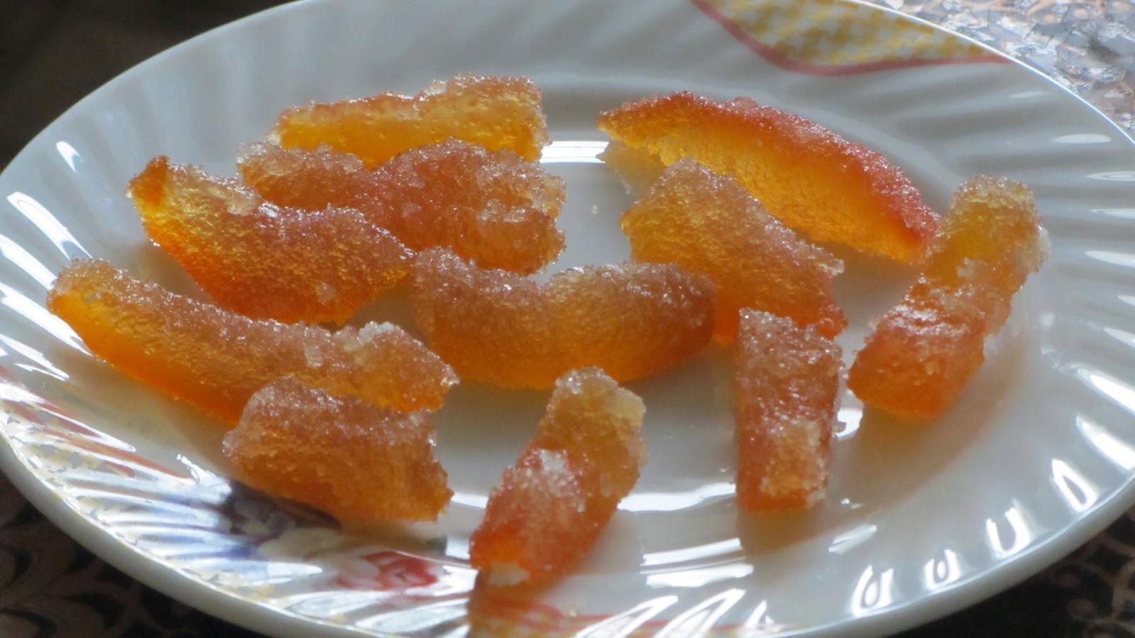 Из чего приготовить цукаты в домашних условиях 243