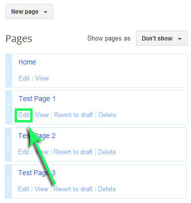 How to Create More Than 20 Static Pages in Blog of Blogger
