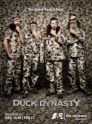 different than what you may see on my favorite show, Duck Dynasty!