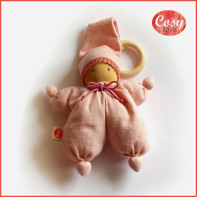 Фланелевые куколки для малышей