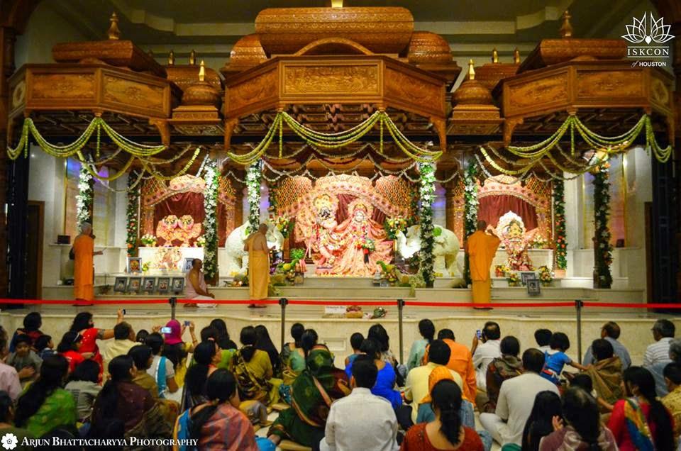 More info at templeopening com and iskconhouston orgIskcon Temple Russia