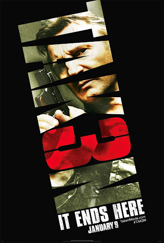 ตัวอย่างหนังใหม่ : Taken 3 (ซับไทย) poster1