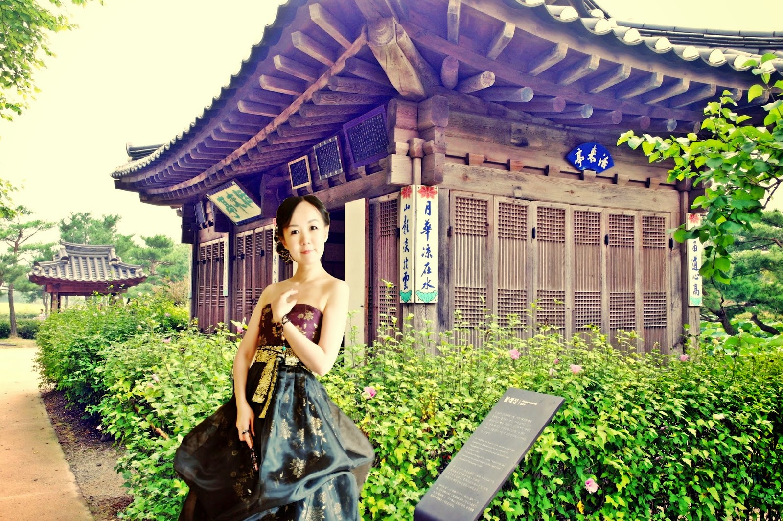 Seongyojang Hanok a must visit Tourist Attraction in Gangneung | meheartseoul.blogpsot.com