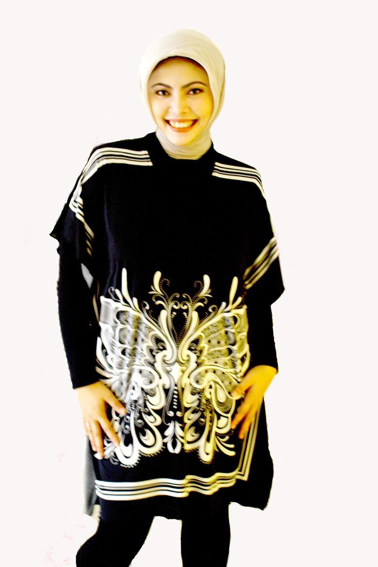 Kaos Remaja Trendi Viecollection Koleksi Kaos Muslimah