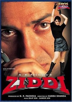 Watch Ziddi 1997 DVDRip Online مترجم عربي