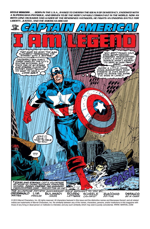 Captain America (1968) Issue #383 #316 - English 2