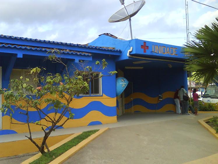 Antigo hospital