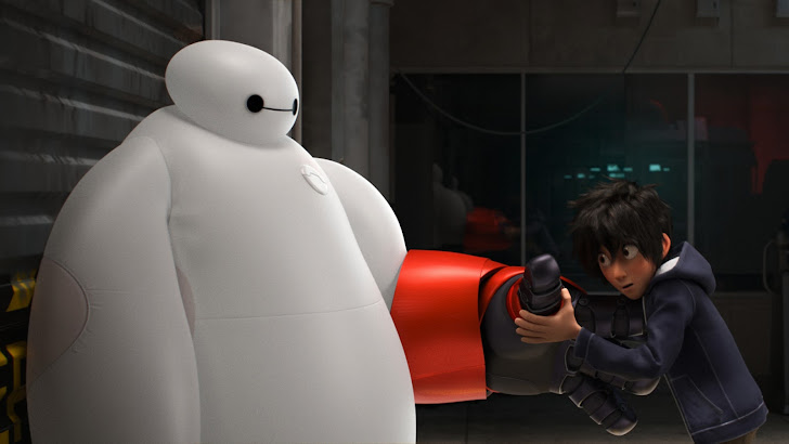 Big Hero 6 Disney Movie