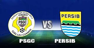 Persib vs PSG Ciamis Rabu 19 Agustus 2015