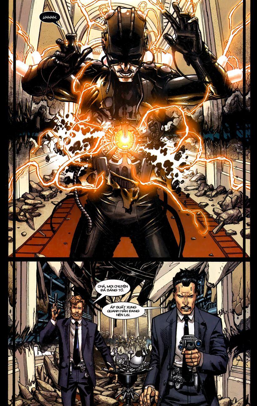 S.H.I.E.L.D chap 2 - Trang 18