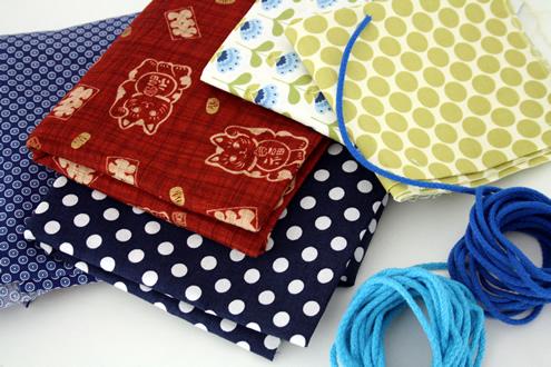 fabrics new project