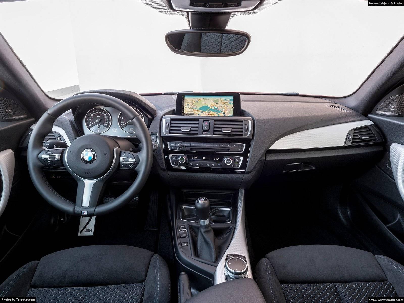 Hình ảnh xe ô tô BMW M135i 2016 & nội ngoại thất