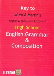 Key to Wren and Martin english Grammar and Composition PDF