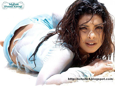 Sexy Priyanka Chopra Wallpaper Mujhse Shadi Karogi Movie - Sexy Priyanka Chopra 2014