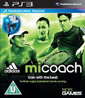 Adidas miCoach – PS3
