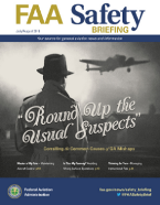 FAA Safety Briefing Magazine: July - August