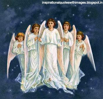9 types of angels