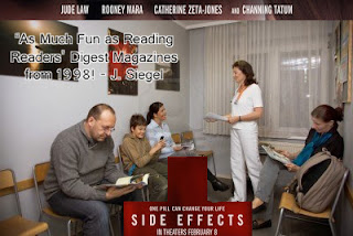 side effect movie, steven soderbergh, overrated directors, boring movies, worst movies 2013