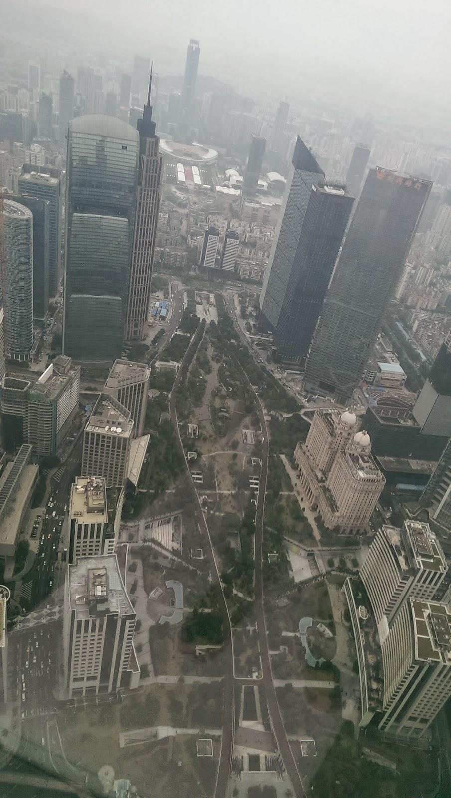 New Guangzhou, Parque Huacheng Dadao