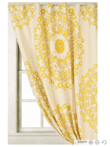 Blue And Yellow Curtain Fabric Jeff Gordon Curtains