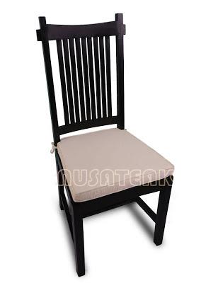 Minimalist Teak Chair - Nusa Teak