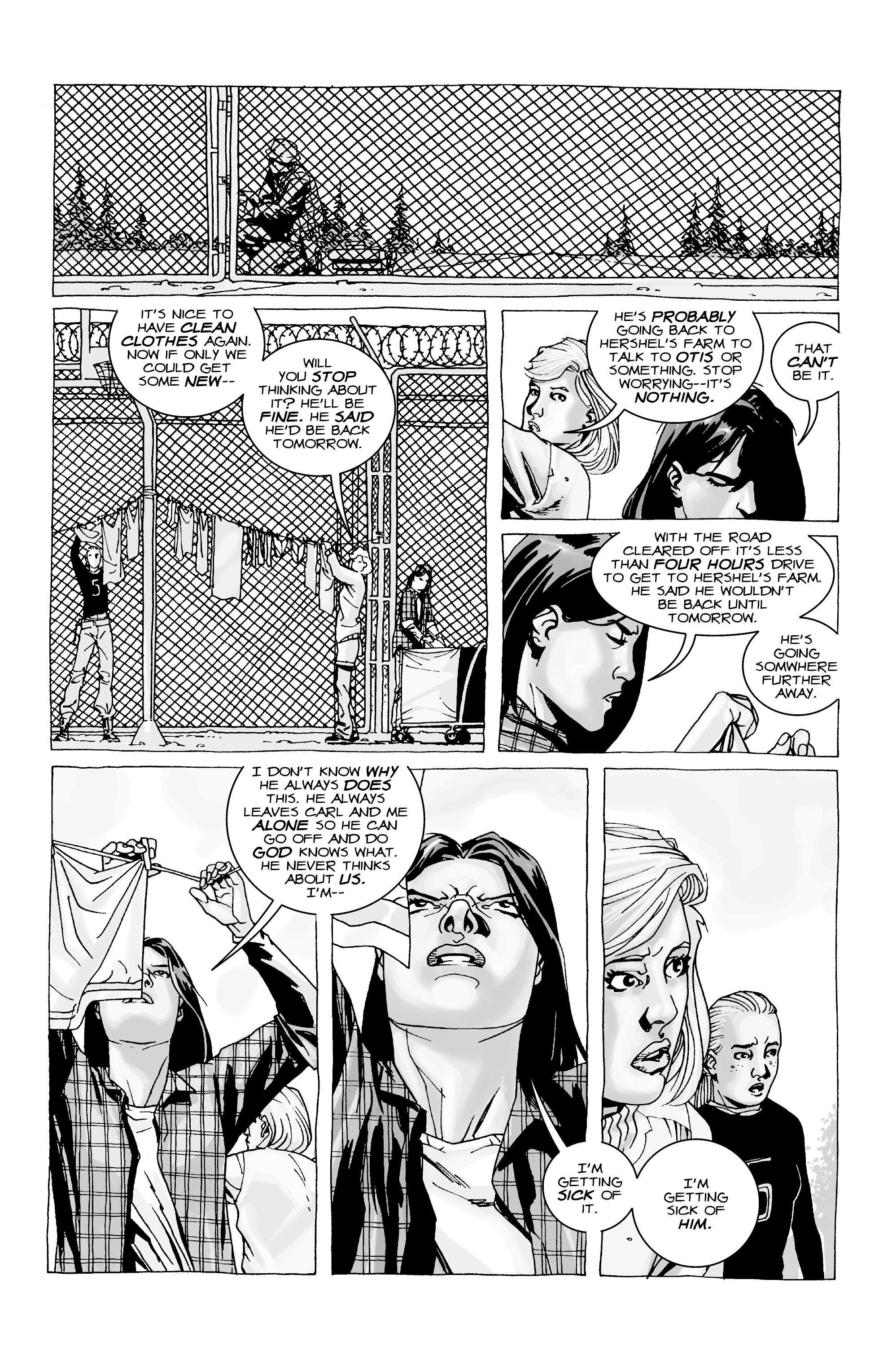 The Walking Dead Issue #15 Page 15