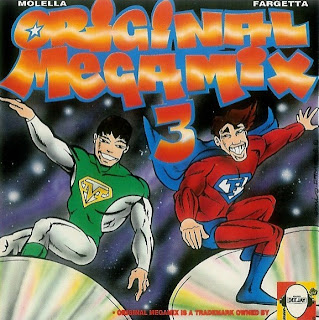 Original Megamix 3 (1994) Mixed by Molella and Fargetta