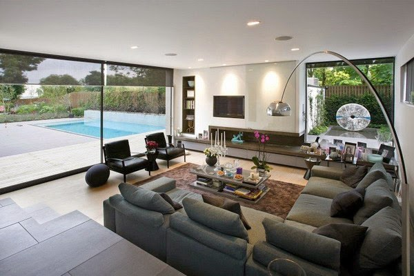 Decor modern homes