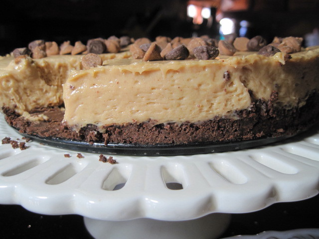 Creamy Peanut Butter Pie Recipe