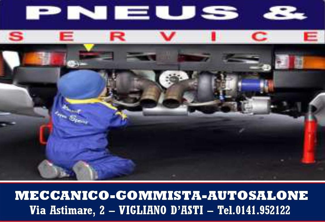 PNEUS & SERVICE
