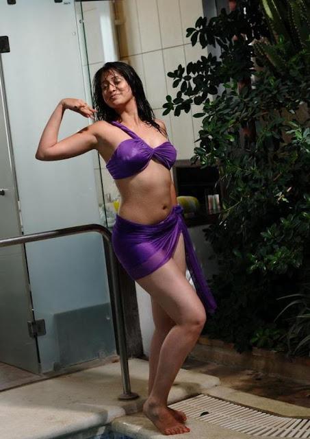 Lakshmi Rai hot in bikini still