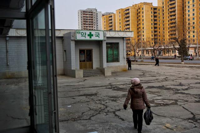 farmacia medicina tradicional Corea del Norte