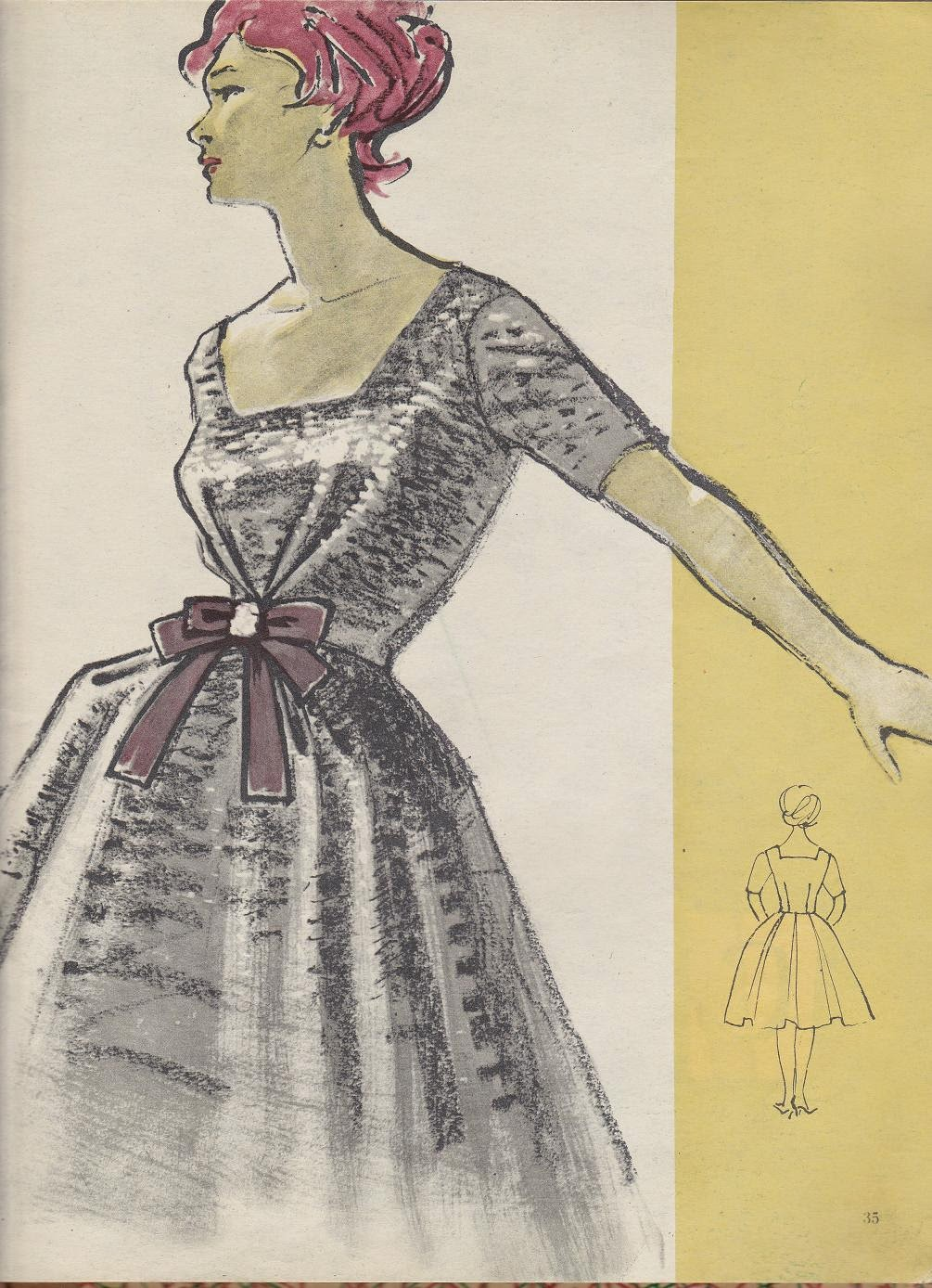 Мода 20 х годов фото платья выкройки