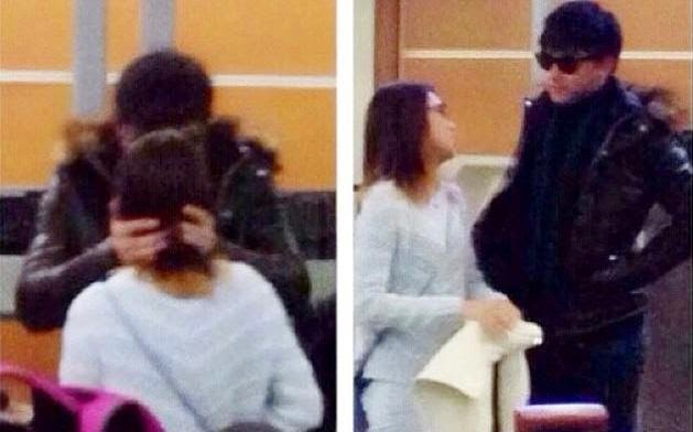 Kathryn Bernardo and Daniel Padilla kissing in Canada?