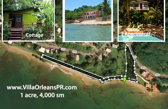 puerto rico beach properties