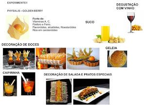 Delicias com physalis