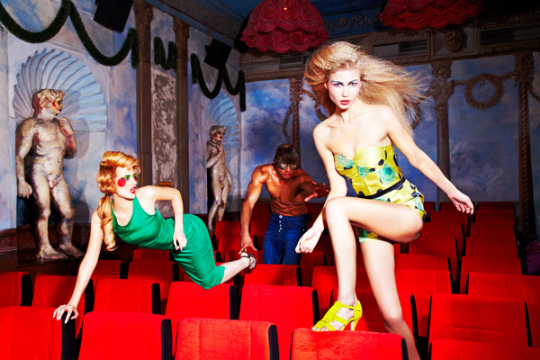 Glamour Photography by Sebastian Lang