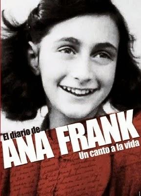 Portada del libro el diario de Ana Frank gratis epub y pdf