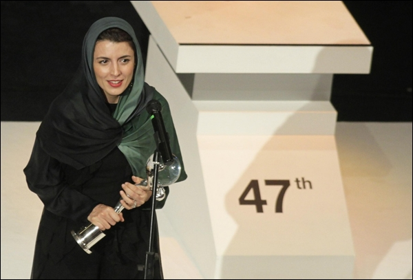 Leila Hatami best actress